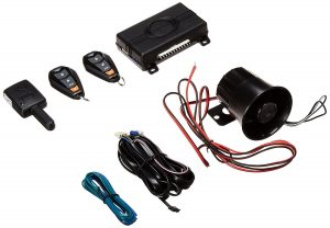 Viper 350 PLUS 1-Way 3105V Car Alarm Keyless Entry