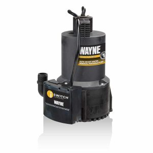 WAYNE EEAUP250 1-4 HP Automatic ON.OFF Electric Water Pump