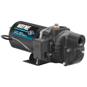 WAYNE SWS50 1:2 HP Shallow Well Jet Pump