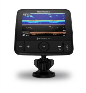 Raymarine Dragonfly Pro CHIRP Fish Finder with GPS & Wi-Fi