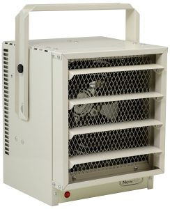 NewAir G73 Hardwired Electric Heater for Garage