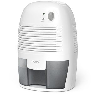 HOmeLabs Small Mini Dehumidifier for 150 sq ft Bathroom or Closet