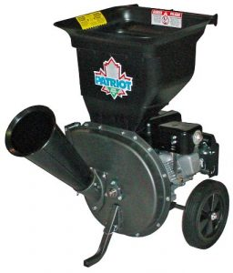 Patriot Products 6.5 HP CSV-3065B Gas Powered Wood Shredder
