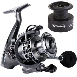 Sougayilang Fishing Reel Light Weight 13