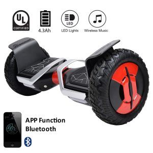 EverCross Hoverboard 2 Wheel Board