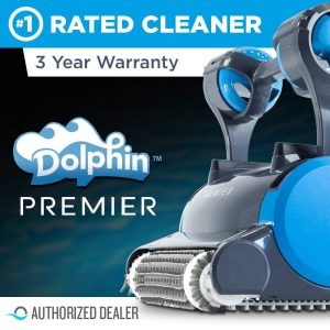 6.Premier 2018 Dolph Robotic In-Ground Pool Cleaner