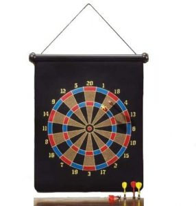 PrimeTrendz TM New Magnetic Dartboard