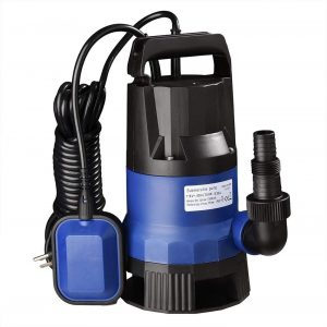 Yescom 1HP 750W Submersible Water Pump