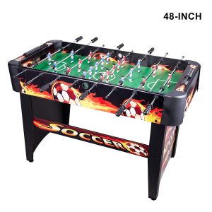 Pinty Foosball Table for Family Game Room