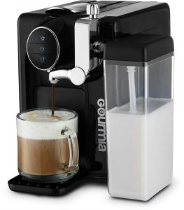 Gourmia GCM6500 1 Touch Automatic Espresso Machine