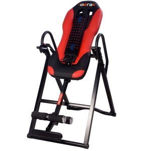 Merax Vibration Massage and Heat Comfort Inversion Table