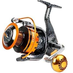 Burning Shark Fishing Reels, Smooth