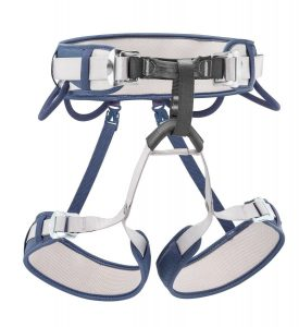 Petzl - CORAX, Adjustable and Versatile Harness