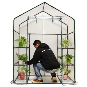 Quictent Greenhouse with Mini Walk Outdoor Greenhouse