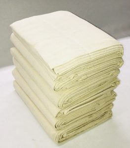 6 Piece Set - 6 x 9 Canvas Cotton 10 Oz. Drop Cloth