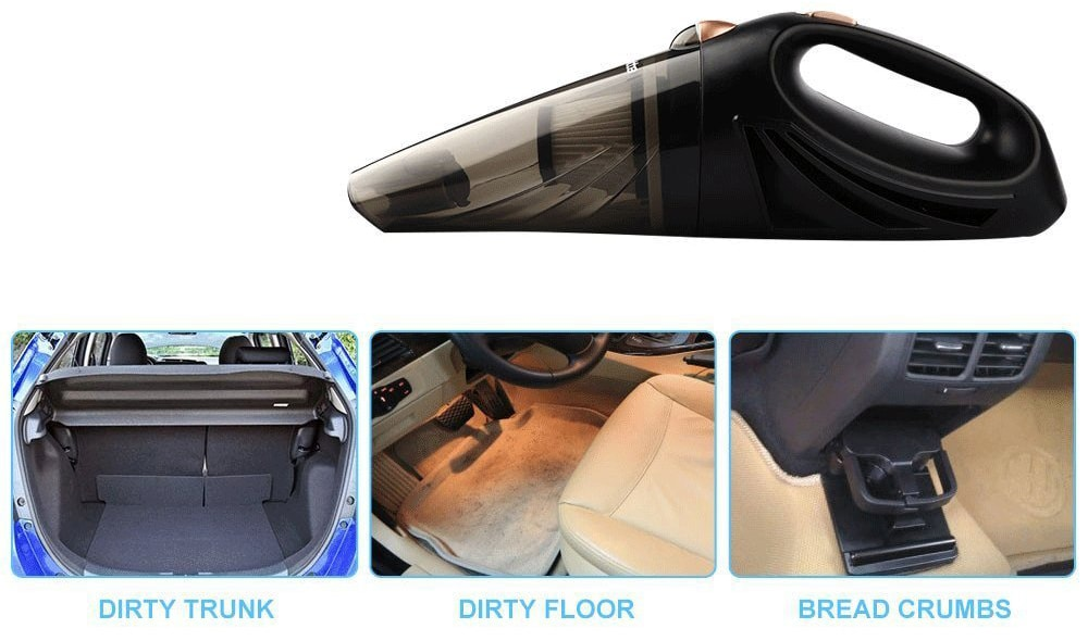 Car Vacuum Clearner