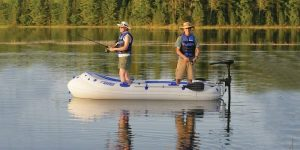 Top 10 Best Inflatable Fishing Boats in 2019 – Buying Guides