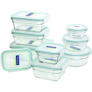 Glasslock 11292 Assorted Oven Safe Container