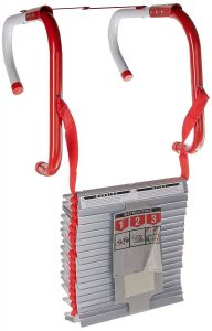 Kidde 468094 Fire Escape Ladder with Three-Story