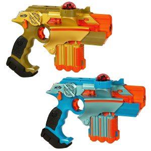 Nerf Official Lazer Tag Phoenix LTX Tagger of 2pack