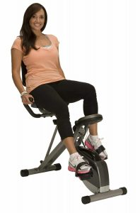 Exerpeutic Extended Capacity Recumbent Bike