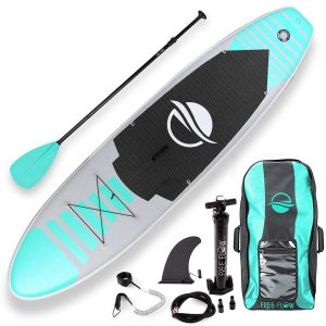 SereneLife 6 Inches Premium Paddle Board