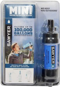 Sawyer Products Mini-Water Filtration System