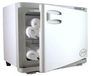 Spa Luxe New Hot Towel Cabinet