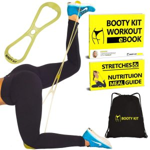 Booty Kit- Booty Kit Belt Resistance Workout System Training Band