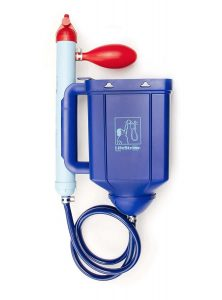 Lifestraw Family 1.0 Gravity Powered- Portable Water Purifier