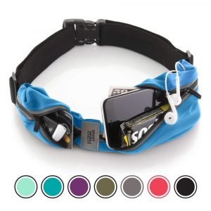 Sport2People Running Belt (USA Patented) for Hands-Free Workout