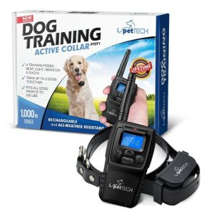 PetTech PT0Y1 Dog Training Shock Collar