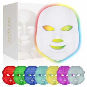 Angel Kiss Led Face Mask 7 Color Photon Facial Skin Care Mask