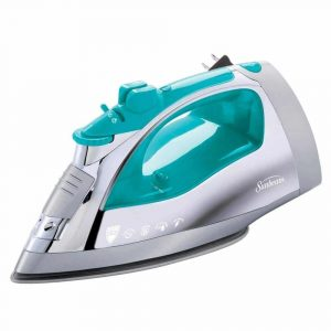 Sunbeam Steam Master 1400 Watt Anti-Drip Non-Stick Steam Iron