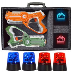 DYNASTY TOYS Camping Games - Laser Tag