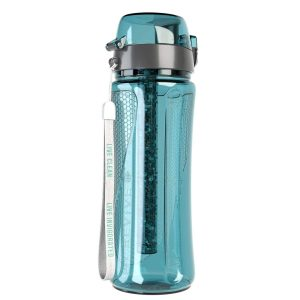 Invigorated Water- Alkaline pH REVIVE Water Filter Bottle