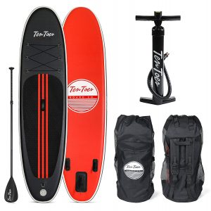 Ten Toes SUP Emporium 10-Inch Inflatable Stand Up Paddle