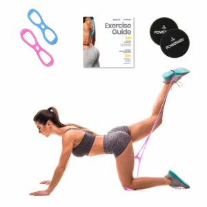 Core Fitness USA Booty Band Resistance Band for Workout