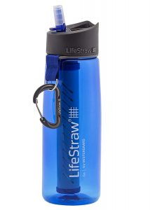 Lifestraw Go 2-Stage Integrated Water Filter Bottle