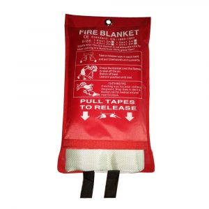 New Boss Fire Blanket with Retardant Emergency Safety Cover