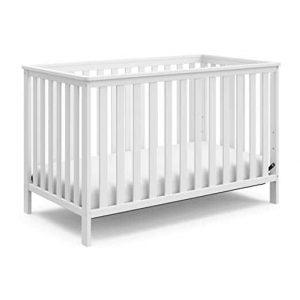 Storckcraft Rosalnd 3-in-1 Convertible Crib-White