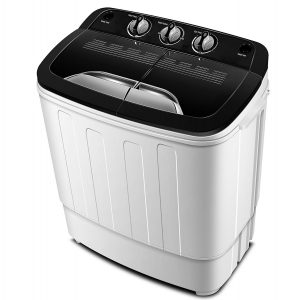 ThinkGizmos Portable Twin Tub Washing Machine