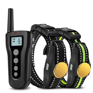 Bousnic Dog Training Collar with Beep Vibration