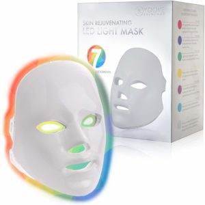 YOOVE 7 Colors LED Face Mask for Skin Rejuvenation
