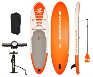 Pathfinder 9' 9-inch Inflatable SUP Stand Up Paddleboard