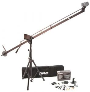 ProAm USA DVC210 DSLR Video Camera Jib Crane