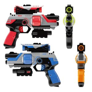 Blazeray Toys Lazer Tag Gun Set Game