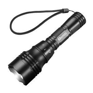 Genwiss- Scuba Diving Flashlight Underwater Torch