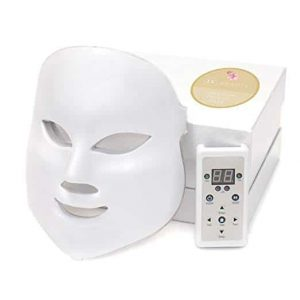 NEW [2018 Model] 7 Color LED Light Therapy Mask