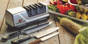 Top 11 Best Electric Knife Sharpeners in 2018 – Reviews & How to Choose the Right Product